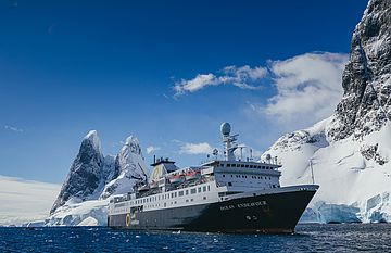 Ocean Endeavour Expeditionsschiff